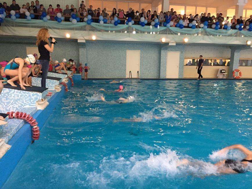 Обучающиеся школы №1392 получили мастер –класс от Олимпийских чемпионок  по синхронному плаванию Марии Киселевой и Аллы Шишкиной, фото-1