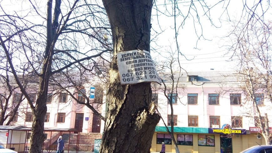 Мариуполь страдает от незаконной рекламы (ФОТО), фото-2