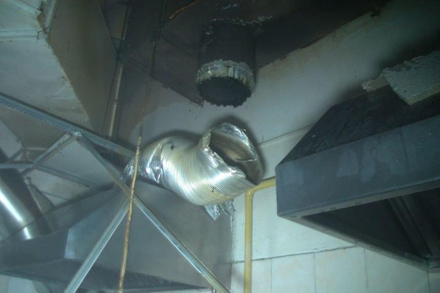 В Харькове горел ресторан: спасатели эвакуировали двадцать человек (ФОТО), фото-2