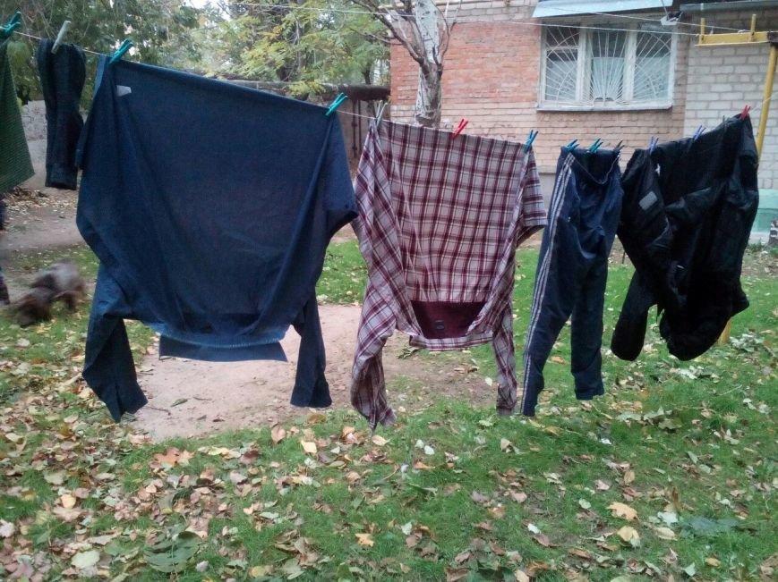 В Мелитополе появились охотники за чужим бельем (фото), фото-3