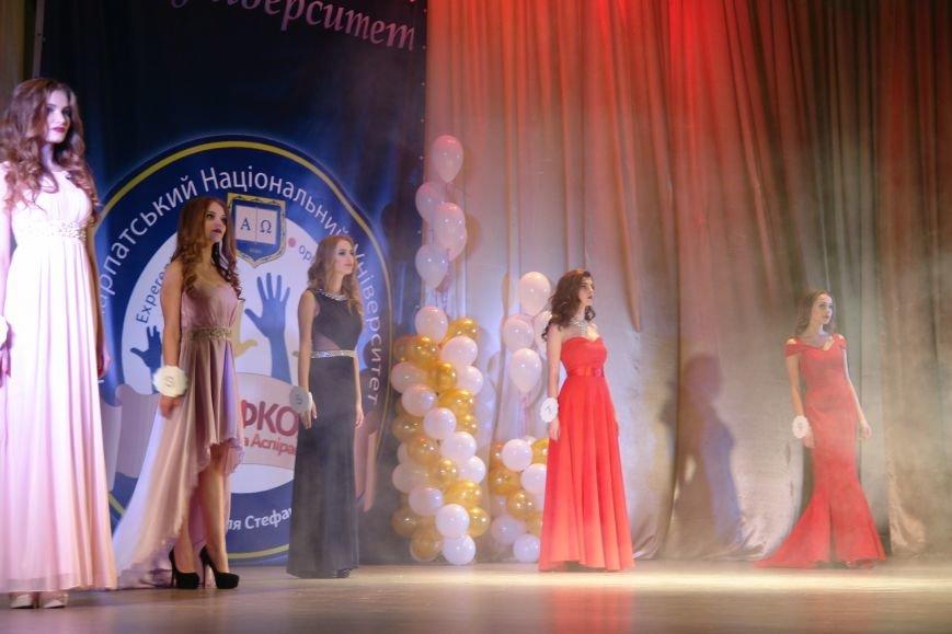 У Прикарпатському університеті обрали найкрасивішу студентку (ФОТОРЕПОРТАЖ), фото-7
