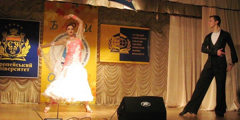 Студенты СумГУ приняли участие в XIX Международном студенческом фестивале «Краски осени» (ФОТО), фото-2