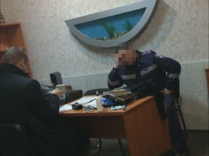 Руководители сектора дорожной полиции Каменского вымогали взятки с подчиненных (Обновлено), фото-3