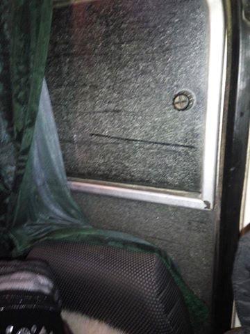 Знову скарга. Автобуси зі Старого Лисця розвалюються під ногами пасажирів. Фото, фото-3