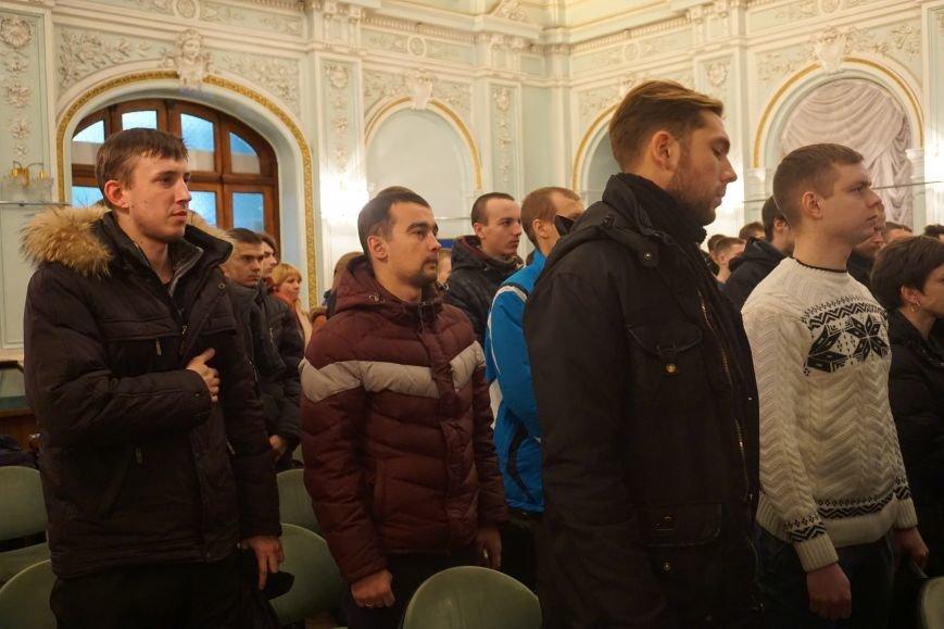 В Каменском молодых сотрудников ДМК посвятили в металлурги, фото-5