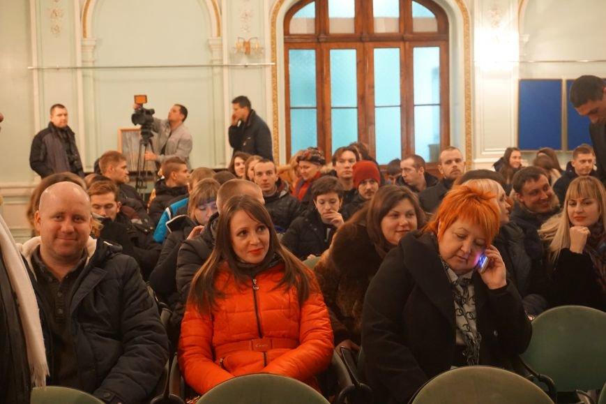 В Каменском молодых сотрудников ДМК посвятили в металлурги, фото-2