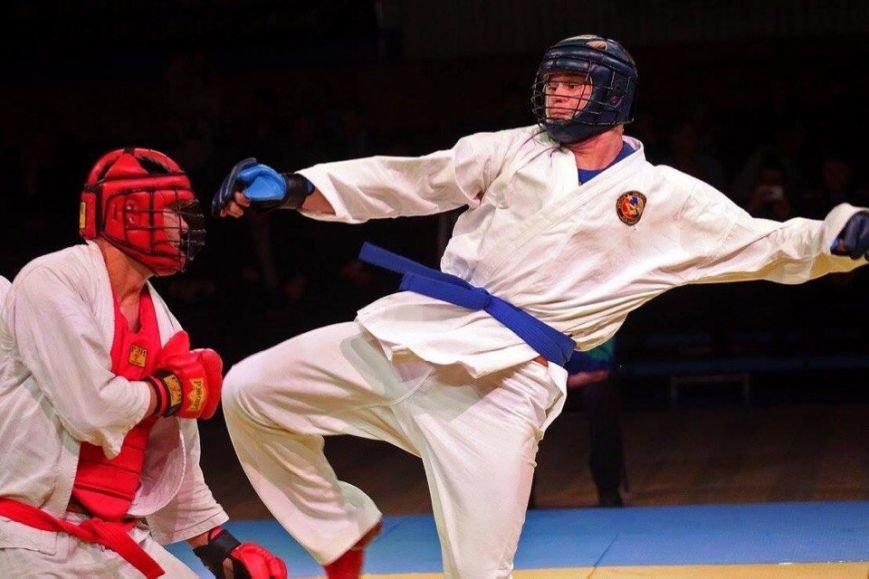 Сахалинец завоевал золото на Всероссийском турнире по армейскому рукопашному бою, фото-2