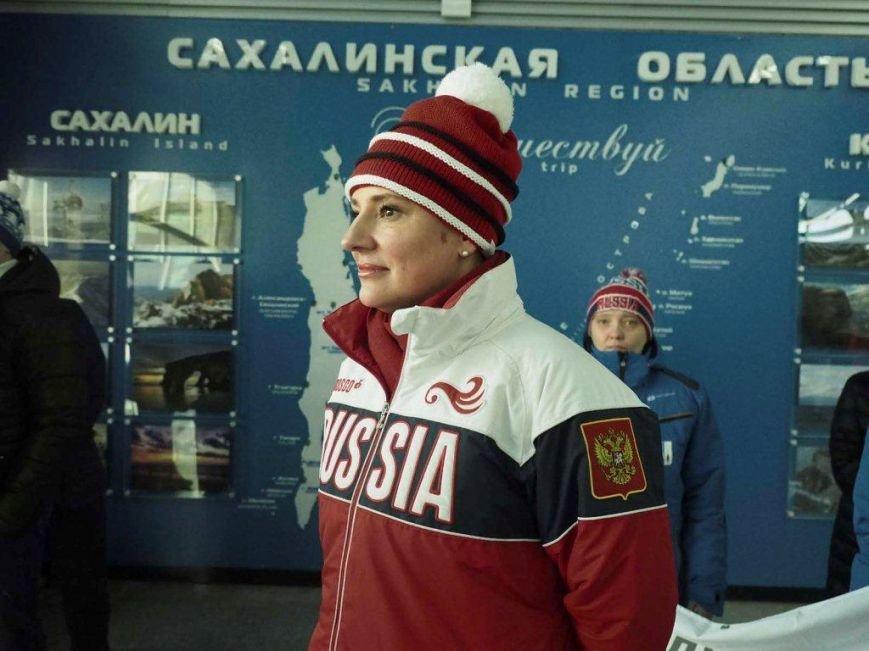 Слабослышащие спортсмены Сахалина отправились на Всероссийскую Спартакиаду по спорту среди глухих, фото-3