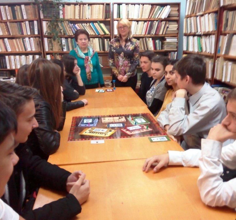 Кореизская библиотека приняла участие во всероссийской литературной игре для эрудитов «Время читать»., фото-2