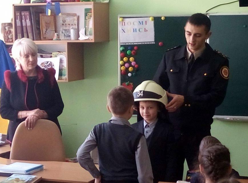 Неделя знаний безопасности жизнедеятельности в Вишневом, фото-2