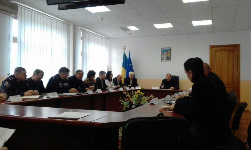 В Каменском комиссия решала вопрос отключения Романково от газа: подробности, фото-1
