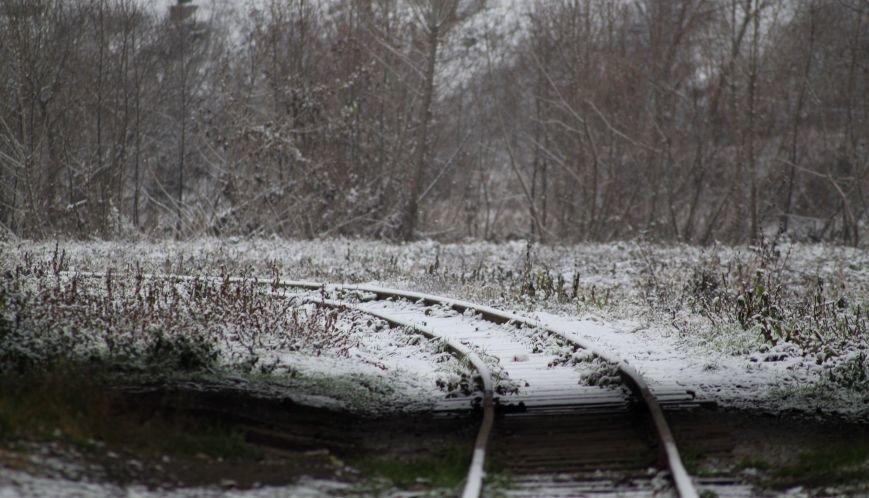 В Ужгород йде сильний сніг, фото-7