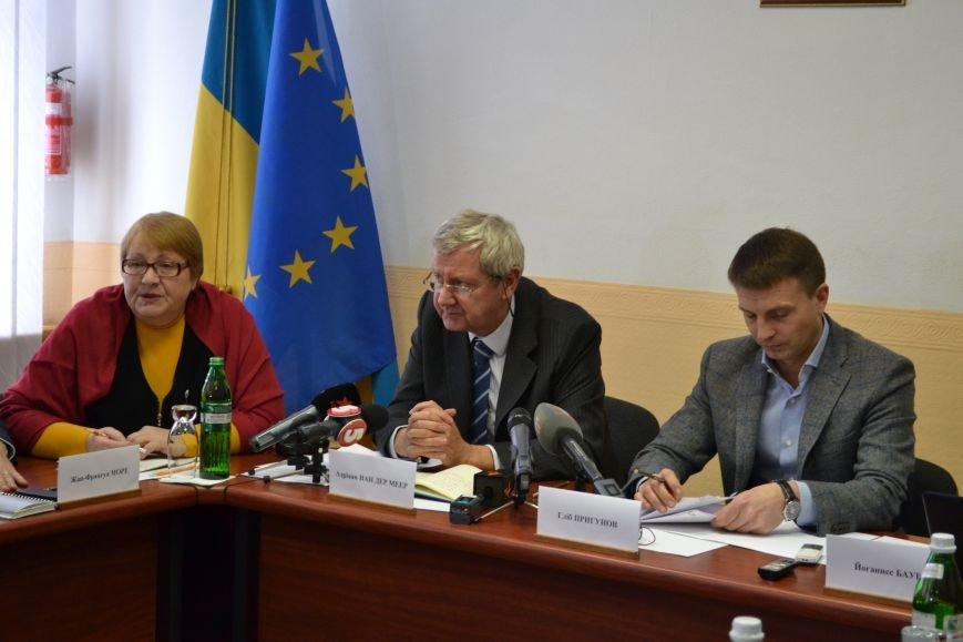 ЕС выделит 10 млн евро на решение проблем бывшего ПХЗ в Каменском, фото-9