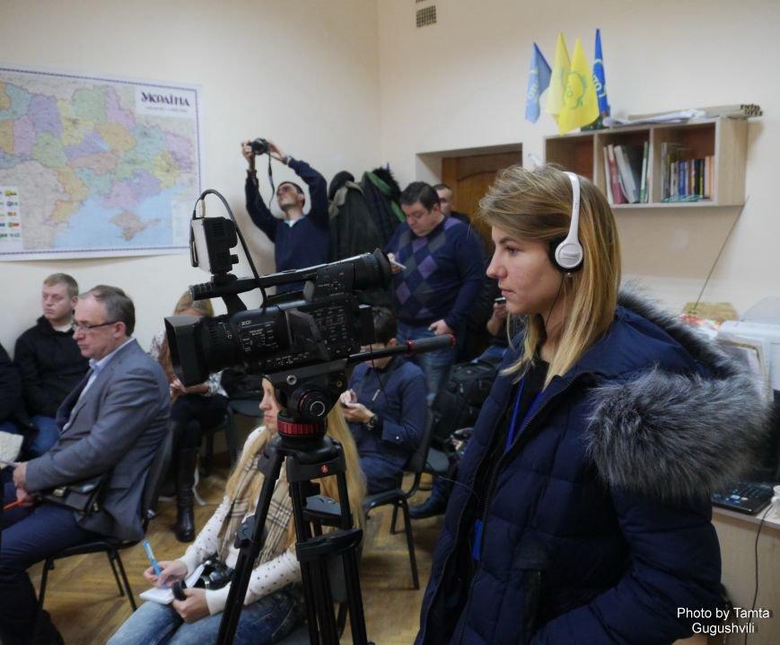 Тернопільський «Автомайдан» планує очистити судову систему області (Фото), фото-2