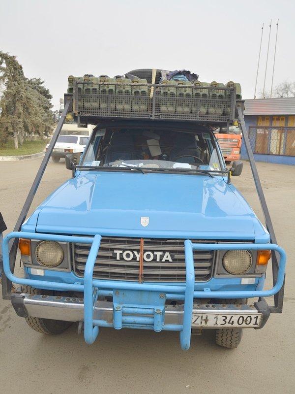 В Одессе гостят путешественники, объехавшие весь мир на внедорожнике (ФОТО, ВИДЕО), фото-13