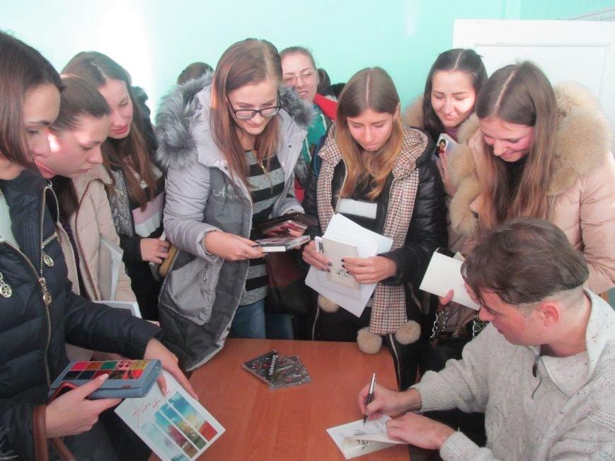Слово слилось с музыкой: презентация романа Валентина Терлецкого (фото), фото-3