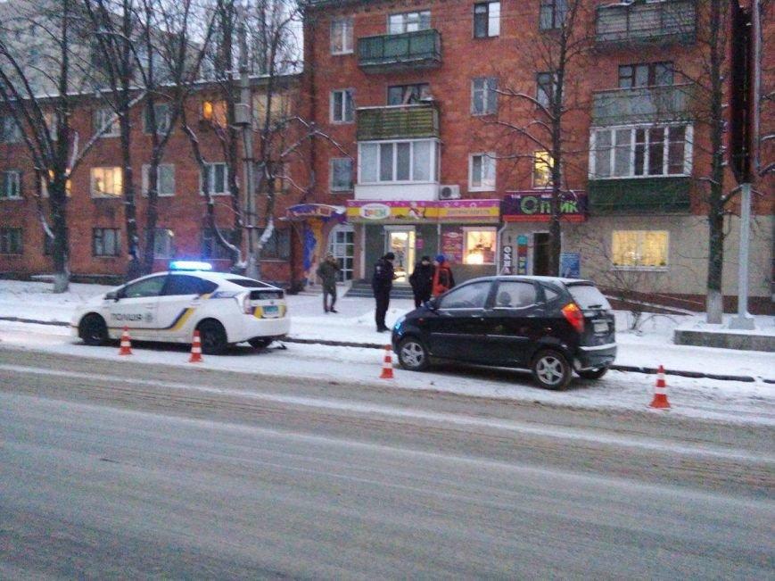 В Сумах подростка сбили на пешеходном переходе (ФОТО), фото-1