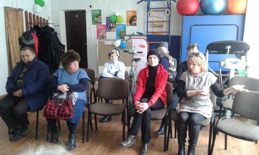 Авдеевских инвалидов проконсультировали по социальным вопросам (ФОТО), фото-4