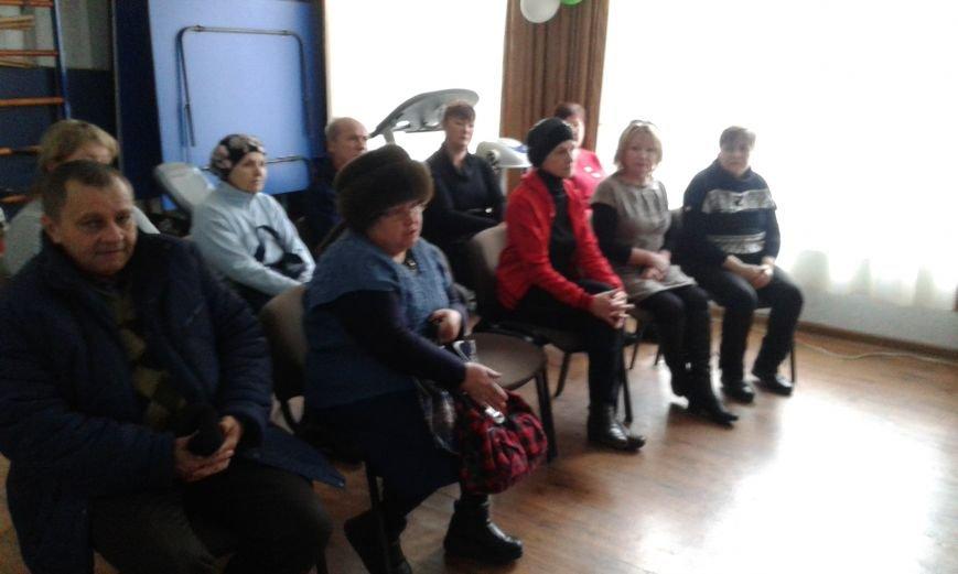 Авдеевских инвалидов проконсультировали по социальным вопросам (ФОТО), фото-2