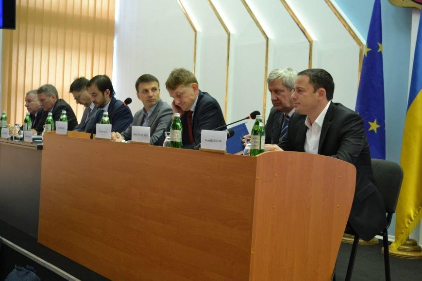 В Каменском презентовали проект нейтрализации радиоактивных отходов на ПХЗ, фото-2