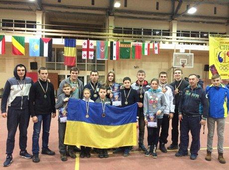 Спортсмени СНАУ увійшли до трійки переможців на Чемпіонаті світу з військово-спортивного багатоборства, фото-1