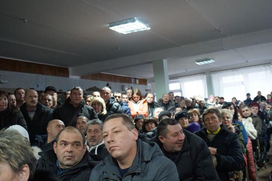 Криворожане обсудили повышение стоимости  проезда в маршрутках до  6 и 12 гривен (ФОТО), фото-6