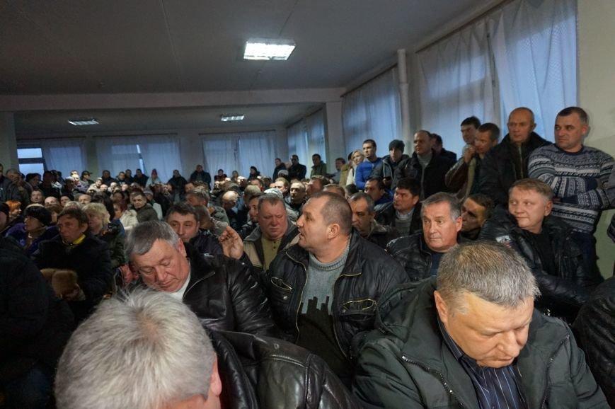 Криворожане обсудили повышение стоимости  проезда в маршрутках до  6 и 12 гривен (ФОТО), фото-17