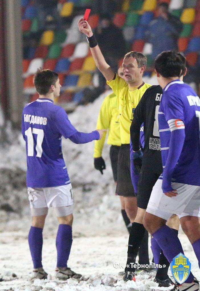Ужгородський арбітр отримав стусанів та дискваліфікацію за помилки у матчі Другої Ліги: фото, відео, фото-2