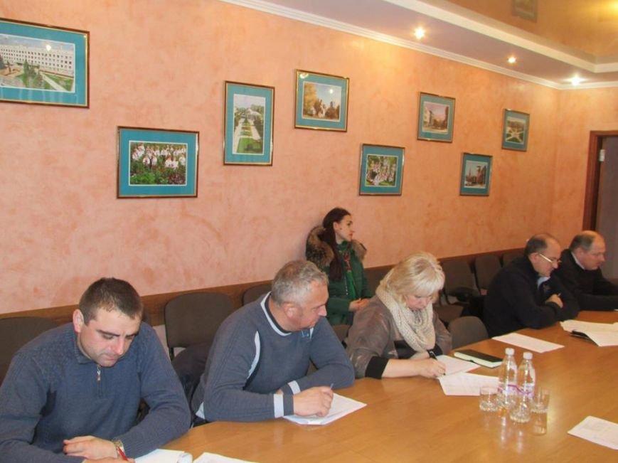 У Новограді-Волинському відбулось засідання ради директорів промислових підприємств міста, фото-1
