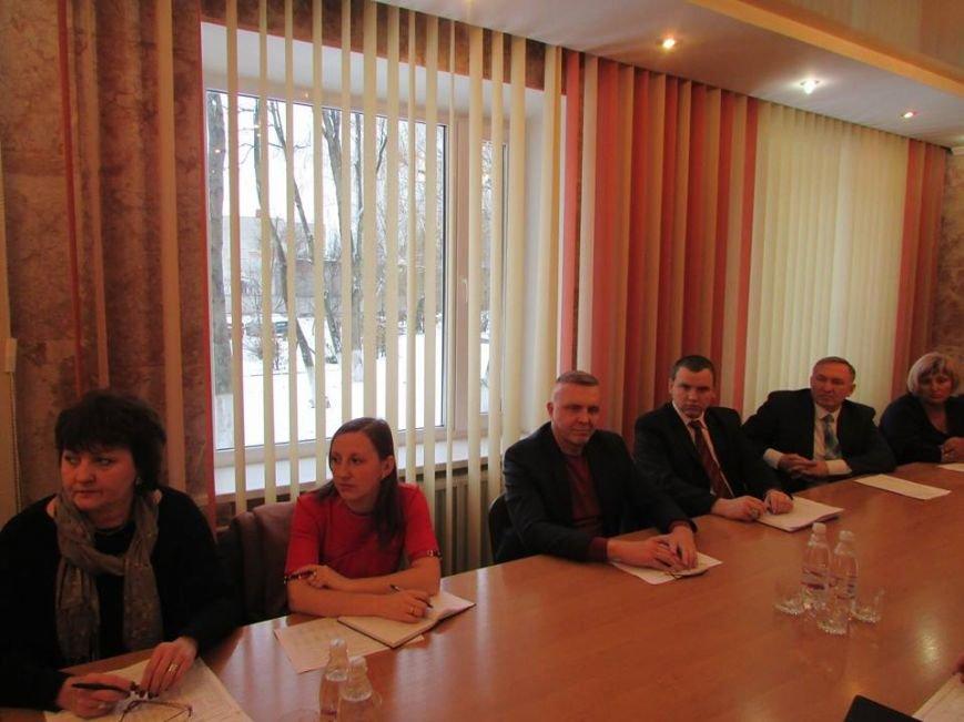 У Новограді-Волинському відбулось засідання ради директорів промислових підприємств міста, фото-2