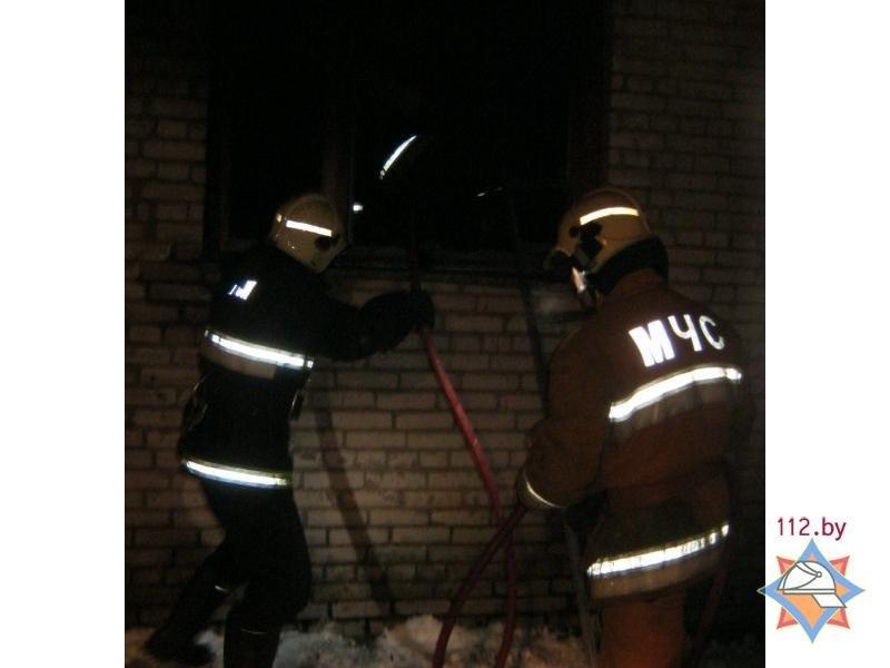 В Полоцке более 60 человек эвакуировали из-за пожара в библиотечном архиве (ФОТО), фото-2