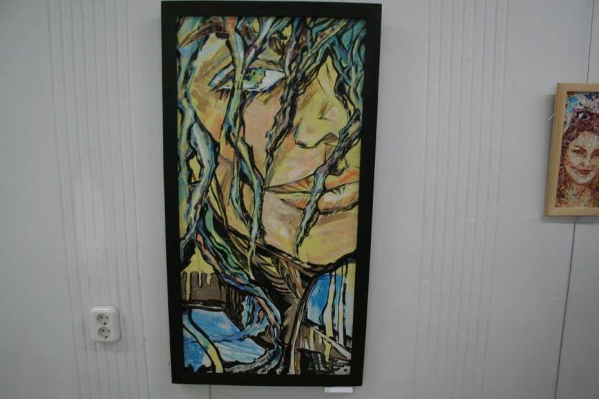 В Новополоцке открылась вторая персональная выставка Сюзанны Сафоновой. ФОТО, фото-9