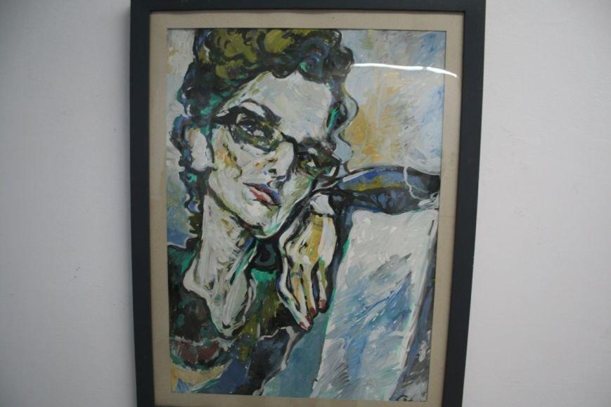 В Новополоцке открылась вторая персональная выставка Сюзанны Сафоновой. ФОТО, фото-5