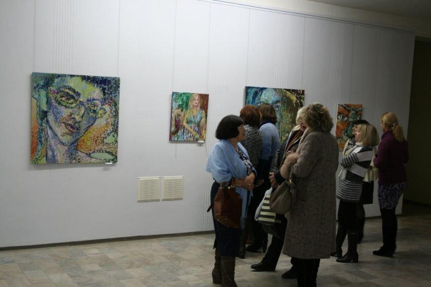 В Новополоцке открылась вторая персональная выставка Сюзанны Сафоновой. ФОТО, фото-7