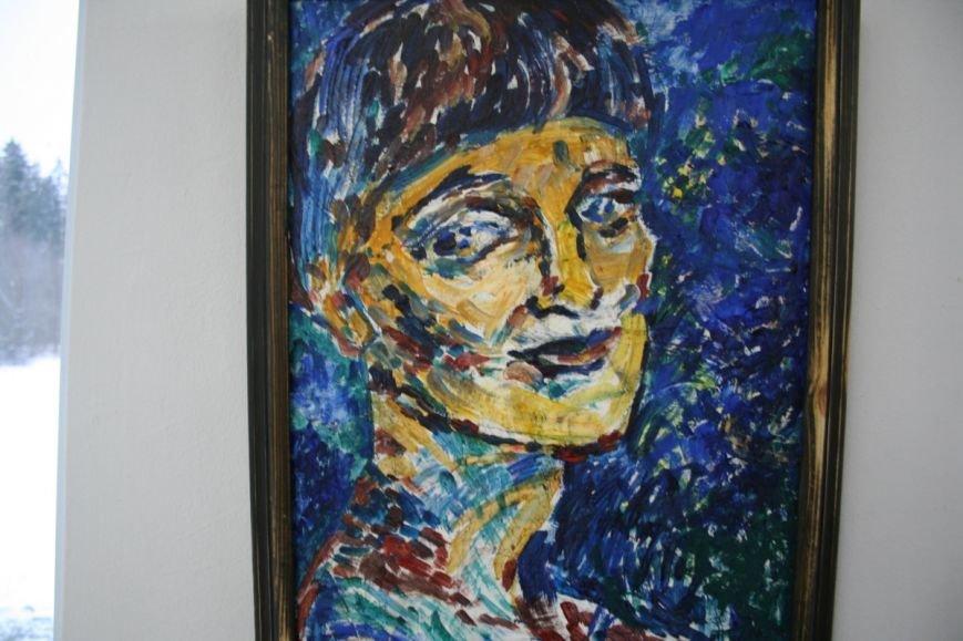 В Новополоцке открылась вторая персональная выставка Сюзанны Сафоновой. ФОТО, фото-6
