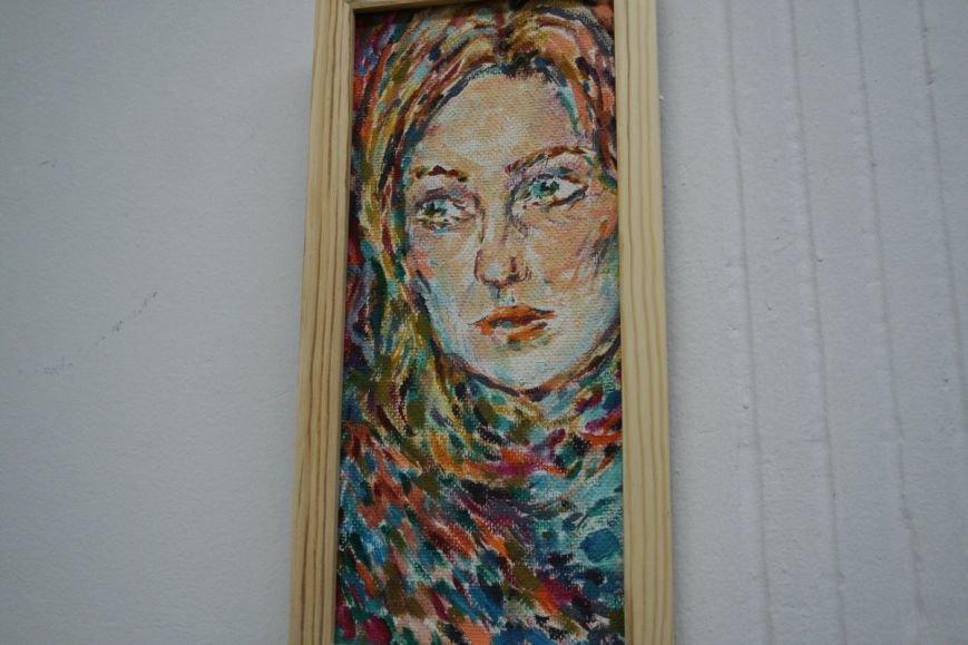 В Новополоцке открылась вторая персональная выставка Сюзанны Сафоновой. ФОТО, фото-8