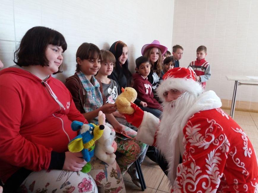 В Покровске воспитанникам «Отчего дома» подарили праздник, фото-1