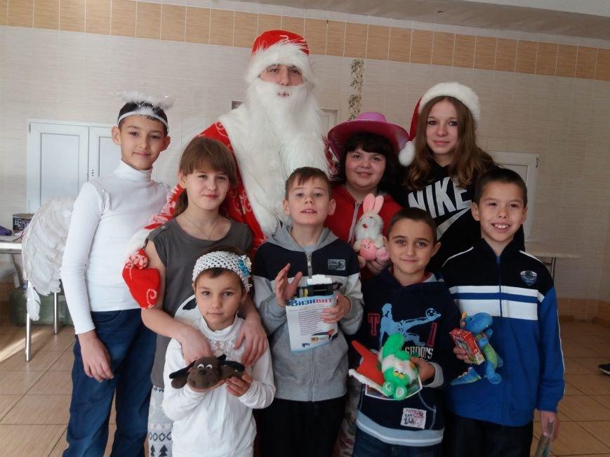 В Покровске воспитанникам «Отчего дома» подарили праздник, фото-5