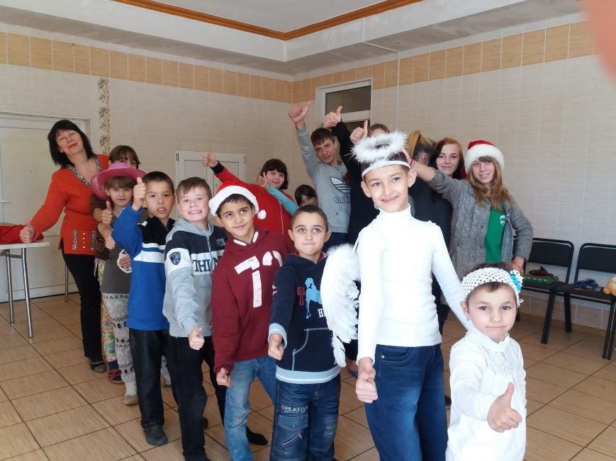 В Покровске воспитанникам «Отчего дома» подарили праздник, фото-4