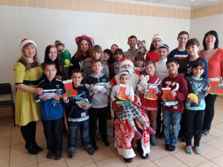 В Покровске воспитанникам «Отчего дома» подарили праздник, фото-6