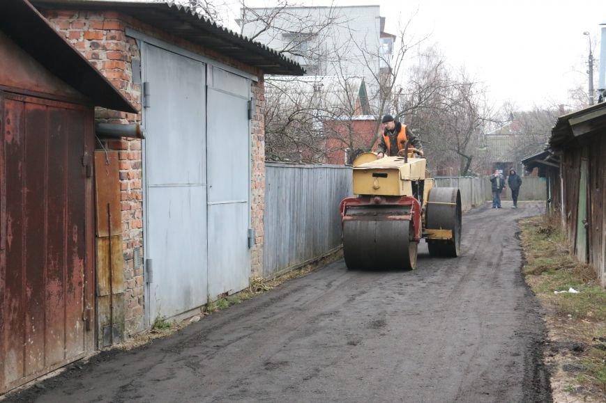 На Старой Подусовке теперь асфальт… почти, фото-1