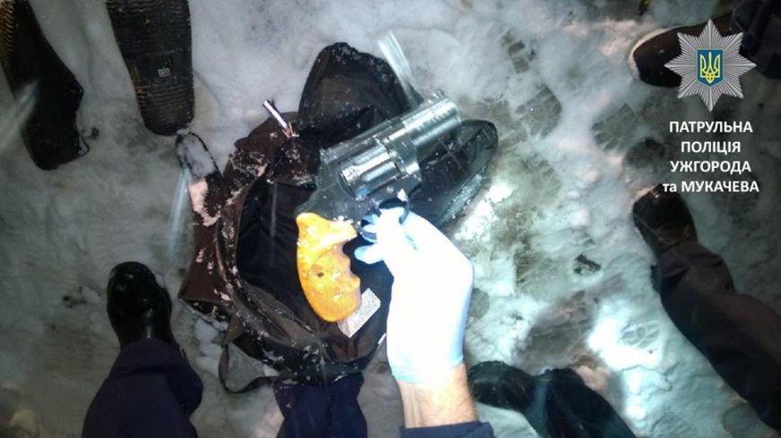 На Мукачівщині сталася стрілянина: фото, фото-2