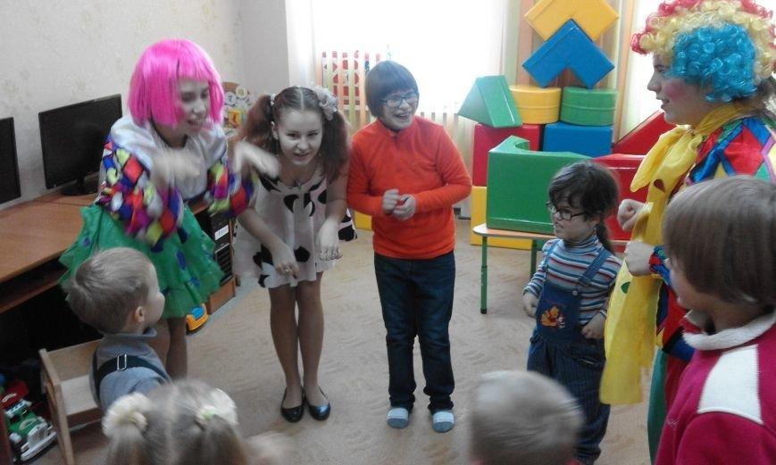 День рождения детского клуба «Лучик» для детей с особыми потребностями, фото-2