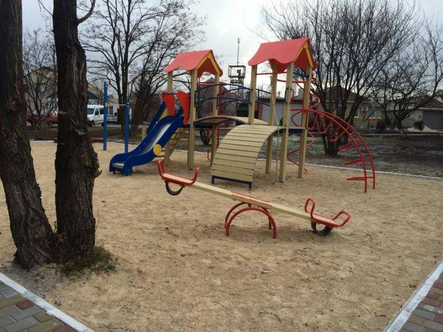 Где играют дети в Мариуполе и странах Европы (ФОТО), фото-4