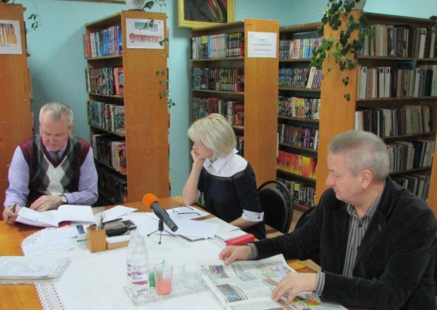 Міський голова Віктор Весельський провів виїзний прийом громадян, фото-4