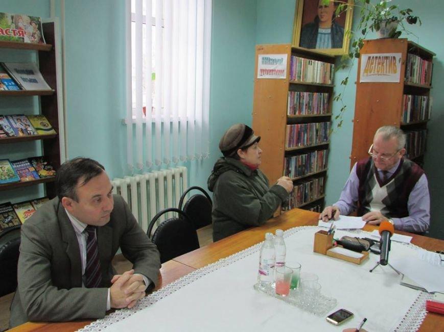 Міський голова Віктор Весельський провів виїзний прийом громадян, фото-1