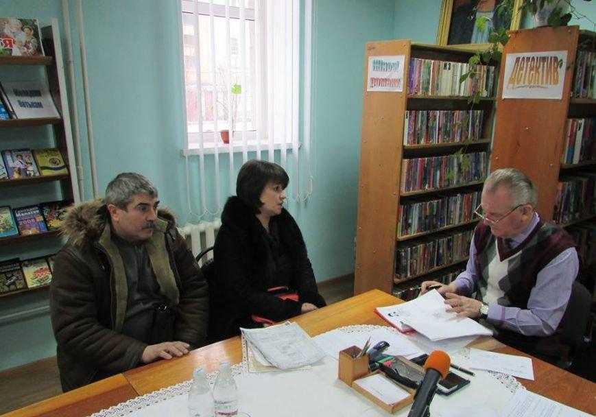 Міський голова Віктор Весельський провів виїзний прийом громадян, фото-2