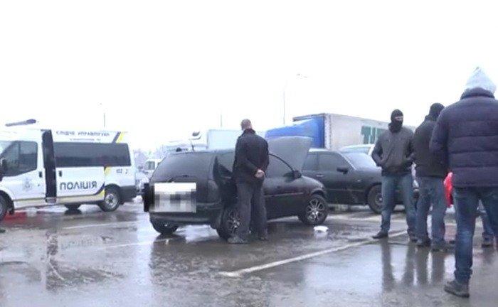 Як у Мукачеві працівники СБУ затримували рекетира: фото, фото-3
