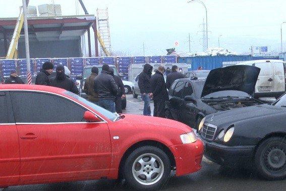 Як у Мукачеві працівники СБУ затримували рекетира: фото, фото-2