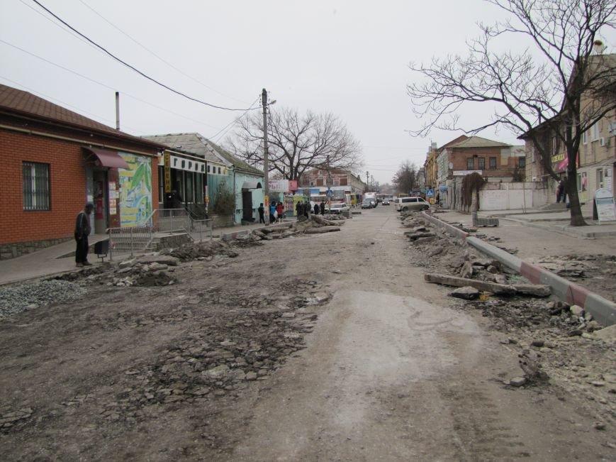 В Мелитополе возле рынка появится новая дорога и станет меньше транспорта (фото, видео), фото-3